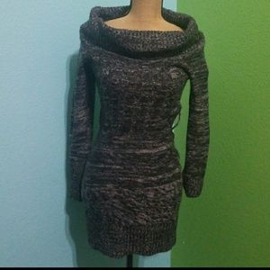 COZY* Charlotte Russe Sweater Dress